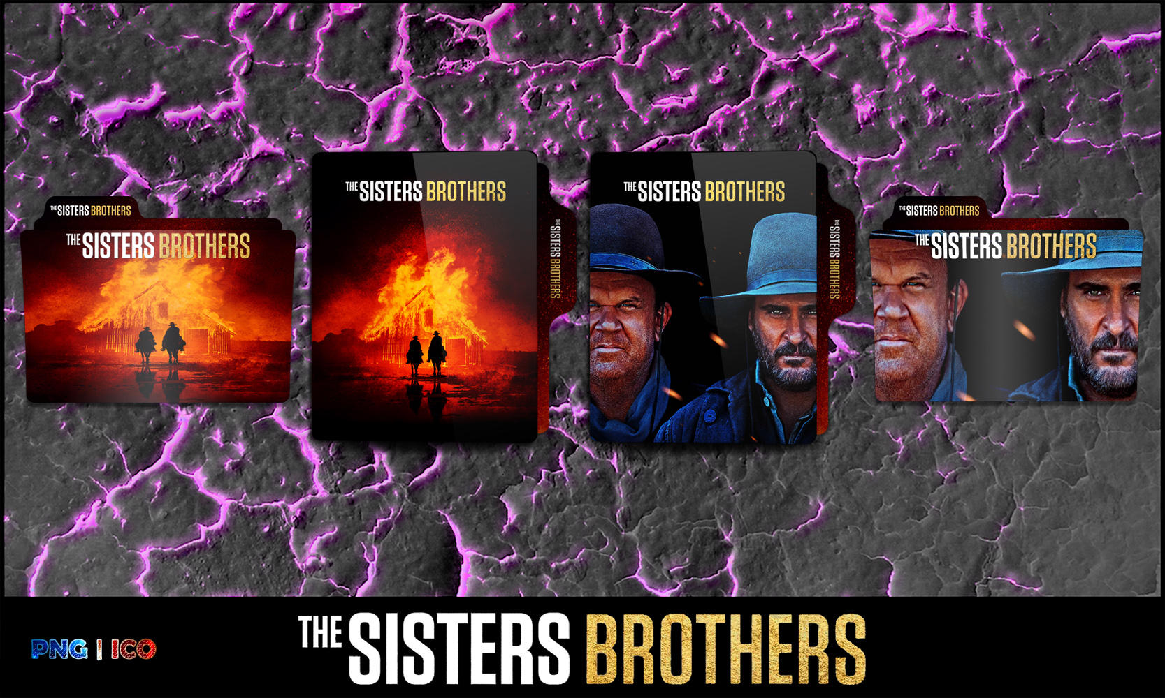 Download Film The Sisters Brothers 2018