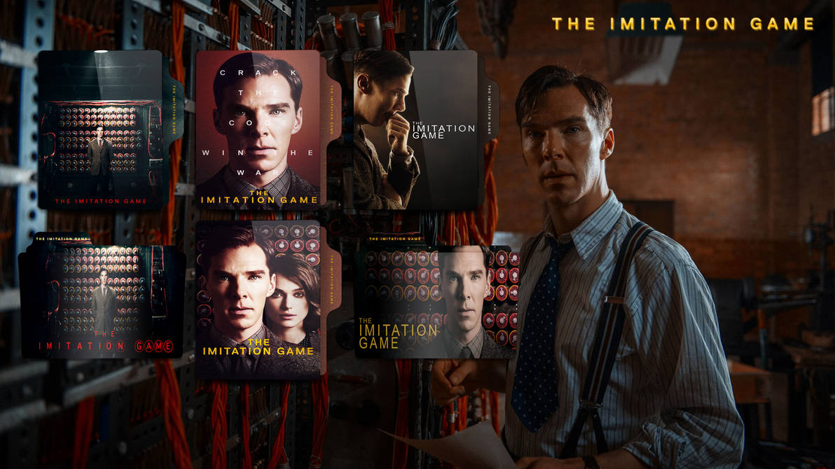The Imitation Game 2014 Folder Icon By Omidh3ro On Deviantart