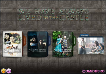 We Have Always Lived in the Castle Folder Icon by OMiDH3RO