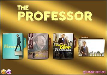 The Professor (2018) Folder Icon by OMiDH3RO