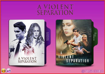 A Violent Separation (2019) Folder Icon by OMiDH3RO