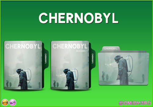 Chernobyl Series Folder Icon by OMiDH3RO