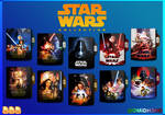 Star Wars  - Collection Folder Icon by OMiDH3RO