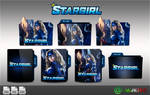 Stargirl Folder Icon by OMiDH3RO