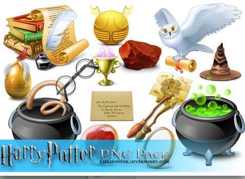 Harry Potter PNG Pack