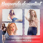 Pack Png 071 // Holland Roden