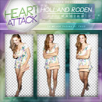 Pack Png 129 - Holland Roden by BEAPANDA