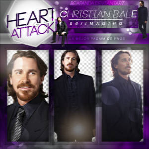 Pack Png 135 // Christian Bale