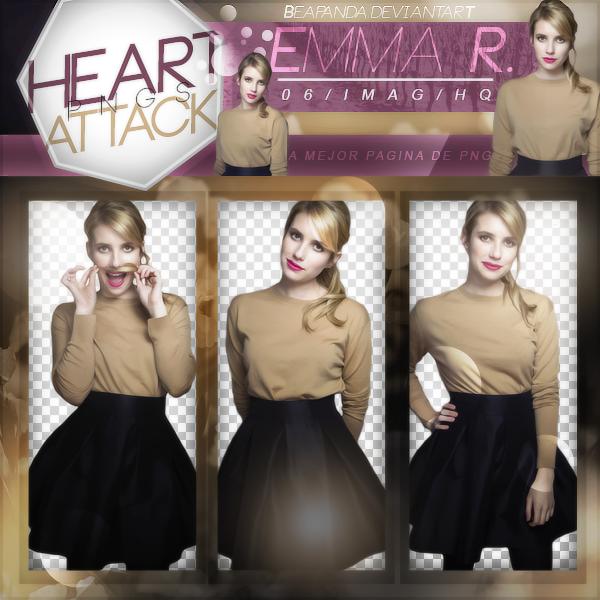 Pack Png 185 Emma Roberts By Beapanda On Deviantart