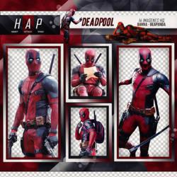 Pack Png 333  Deadpool by BEAPANDA