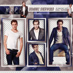 Pack Png 355 - Dominic Sherwood