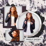 Pack Png 360 // Danielle Campbell