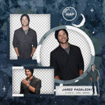 Pack Png 381 - Jared Padalecki