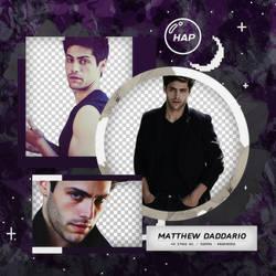 Pack Png 384 - Matthew Daddario