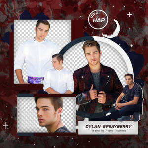Pack Png 393 // Dylan Sprayberry