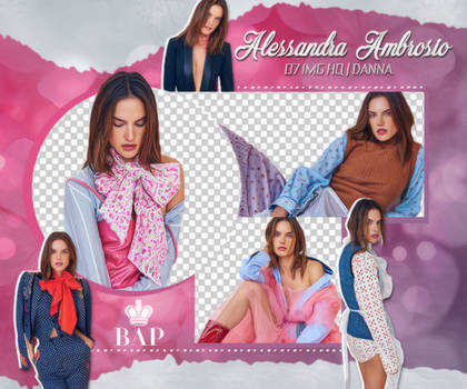 Pack Png 448 // Alessandra Ambrosio