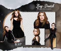Pack Png 454 // Zoey Deutch by BEAPANDA
