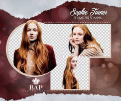 Pack Png 463 // Sophie Turner by BEAPANDA