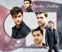 Pack Png 470 - Matthew Daddario by BEAPANDA