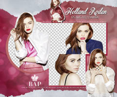 Pack Png 475 - Holland Roden by BEAPANDA
