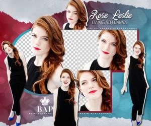 Pack Png 484 // Rose Leslie