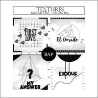 Textures 031 // EXODUS by BEAPANDA