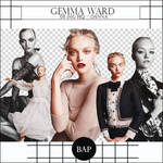 Pack Png 533 // Gemma Ward