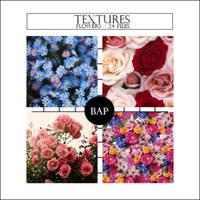 Textures 033 // Flowers by BEAPANDA