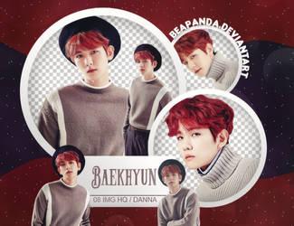 Pack Png 556 // Baekhyun (EXO) by BEAPANDA