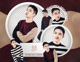 Pack Png 559 // D.O (EXO) by BEAPANDA