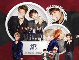 Pack Png 566 // BTS by BEAPANDA