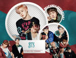 Pack Png #573 // BTS (You Never Walk Alone)