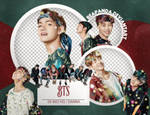 Pack Png #574 // BTS (You Never Walk Alone)