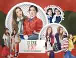 Pack Png 590 // Irene and Joy (Red Velvet)