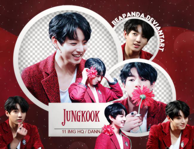 Pack Png #604 // Jungkook (BTS) by BEAPANDA