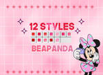 Styles 011 // Pinky Love.