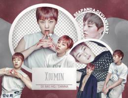 Pack Png #610 // Xiumin (EXO) by BEAPANDA