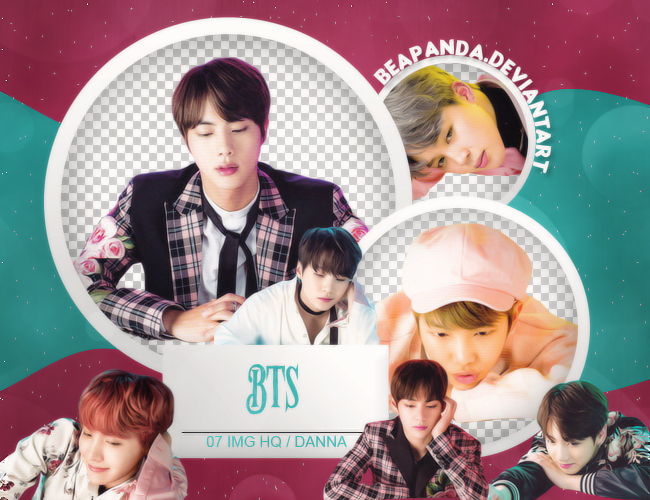 Pack Png #611 // BTS by BEAPANDA