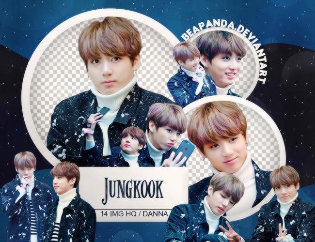 Pack Png #615 // Jungkook (BTS) by BEAPANDA
