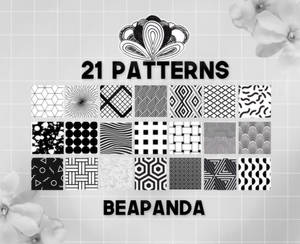 Patterns 002 // Black and White