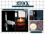 Stock 009 // Candles