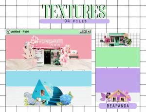 Textures 042 // (Love Letter)