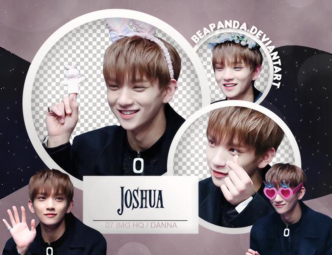 Pack Png #620 // Joshua (SEVENTEEN) by BEAPANDA
