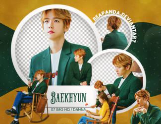 Pack Png #623 // Baekhyun (EXO) by BEAPANDA