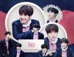 Pack Png 636 // Suga (BTS) 161106 Mokdong Fansign