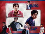 Pack Png #637 // Suho (EXO)