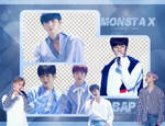 Pack Png 643 // MONSTA X