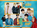Pack Png #648 // EXO