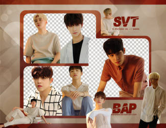Pack Png #649 // SEVENTEEN (ALONE)