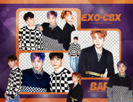 Pack Png #653 // EXO-CBX (Girls!) by BEAPANDA